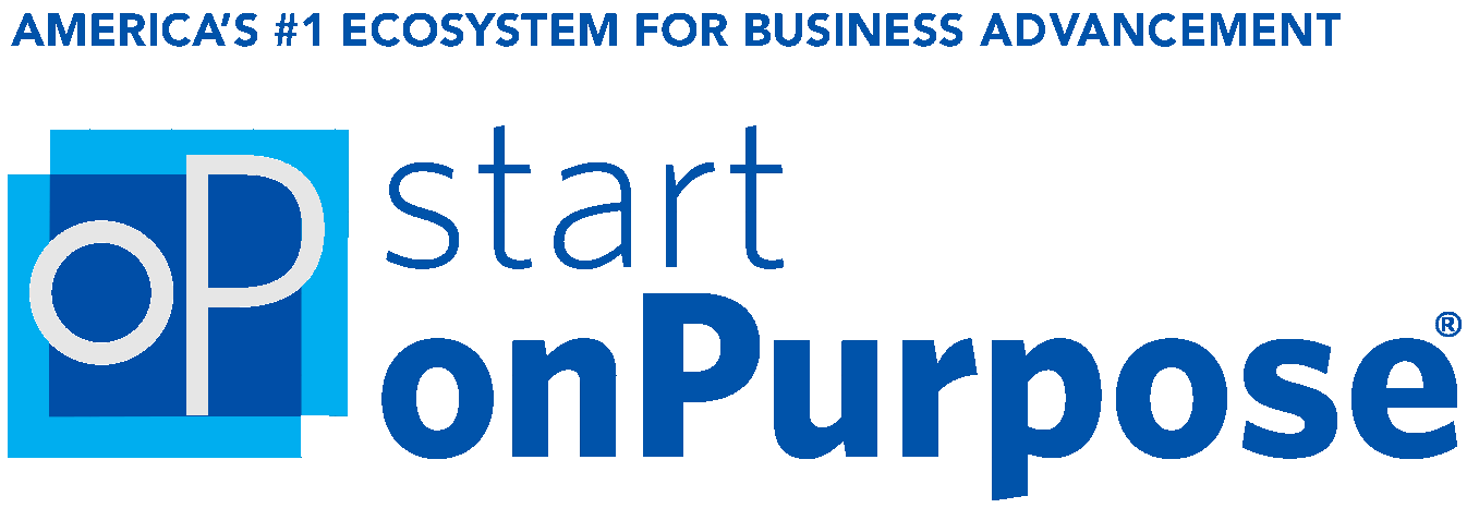 Start on Purpose-America's #1 Ecosystem for Business Advancement logo